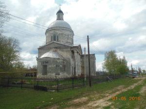храм Параскевы, село Старый город