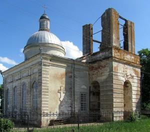 храм святой мученицы Параскевы Пятницы